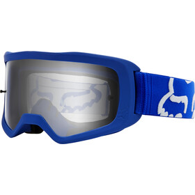 Fox Main II Race Brille Jugend blue